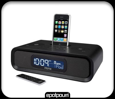 how to change time on ihome ibt29