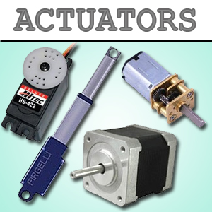 SparkFun Electronics View topic - Hobby Linear Actuator